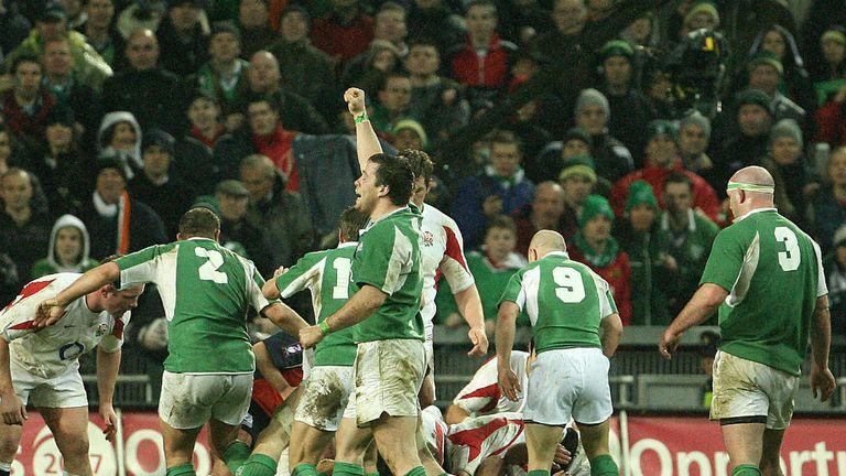 Marcus Horan: Won 67 caps for Ireland