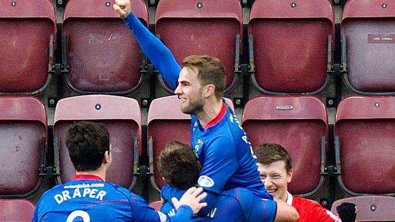Gary Warren: Defender has helped ICT into third place and earned a new contract