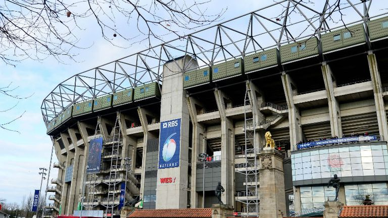 Twickenham will play host to two of England's games in late 2015