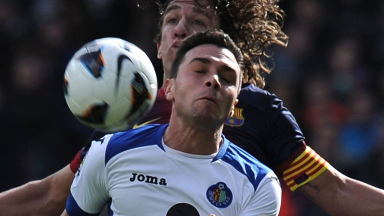 Adrian Colunga: Netted a double in Getafe's victory over Espanyol