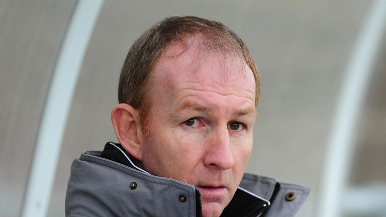 Alan Knill: Targeting a positive response from his side
