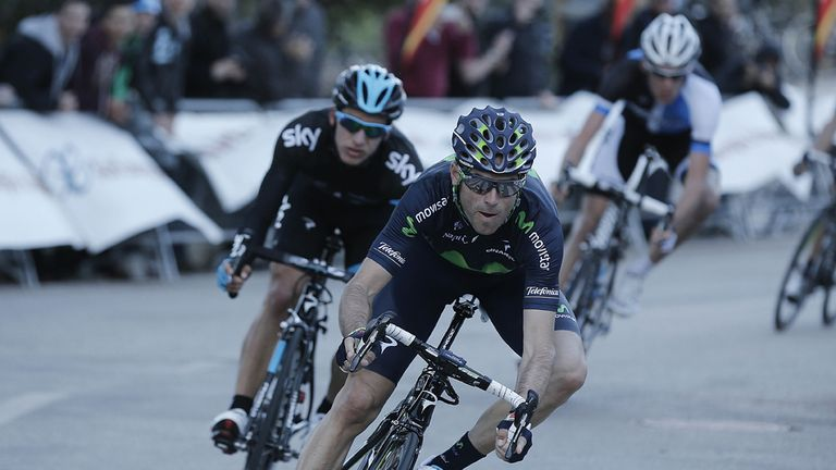 Alejandro Valverde: Got his season off to a strong start