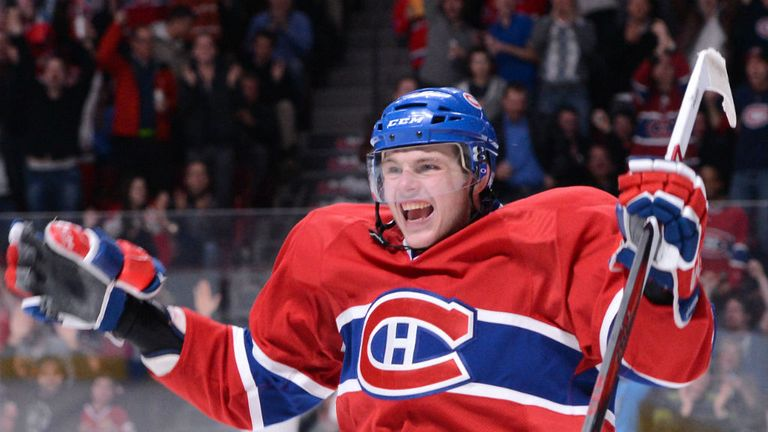 Alex Galchenyuk: Was on the scoresheet for the Montreal Canadiens