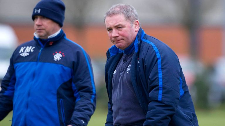 Ally McCoist: Football the focus