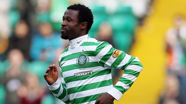 Efe Ambrose: Dreams of playing in the Premier League