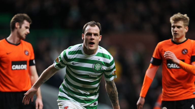 Anthony Stokes: Insists Celtic must continue to target wins as the season comes to an end