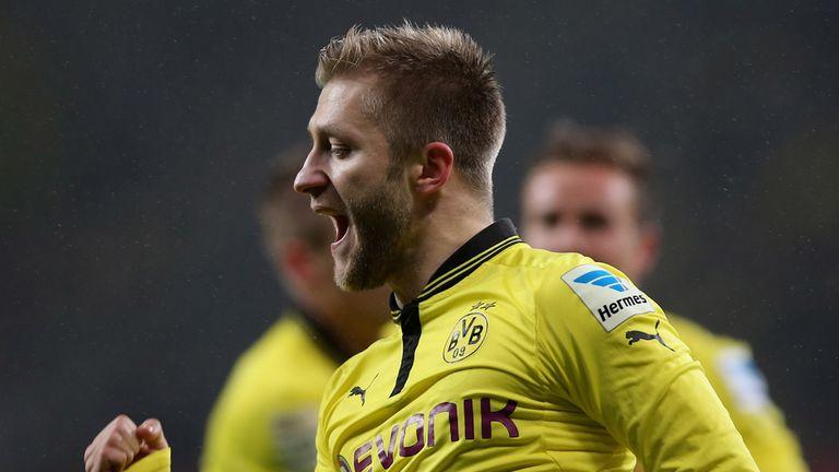 Jakub Blaszczykowski: Slotted home Dortmund's winner