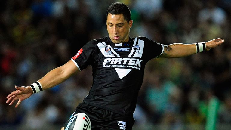 Benji Marshall: Set for switch to union