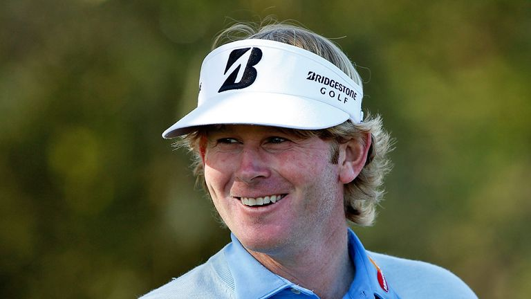 Brandt Snedeker: Back in action after five weeks out through injury