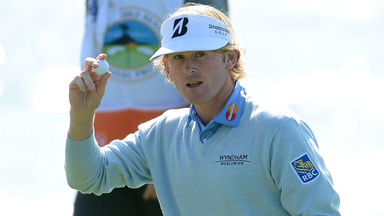 Brandt Snedeker: Deserved first win of 2013