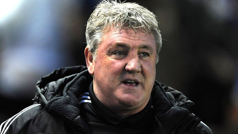 Steve Bruce: Left feeling frustrated