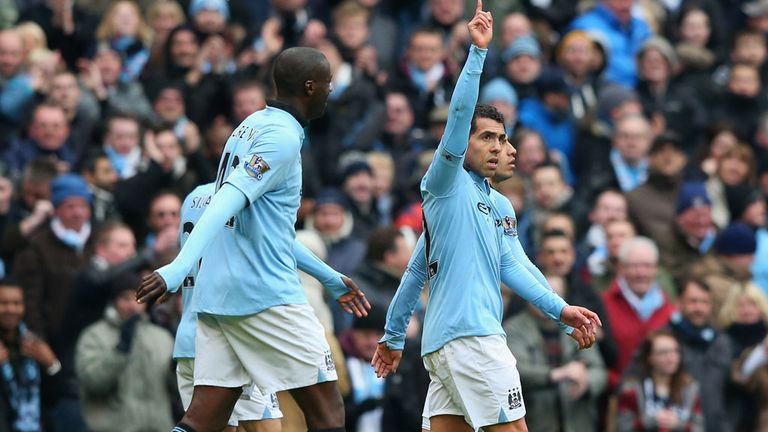 Carlos Tevez: 'It is almost like there are two Tevezes'