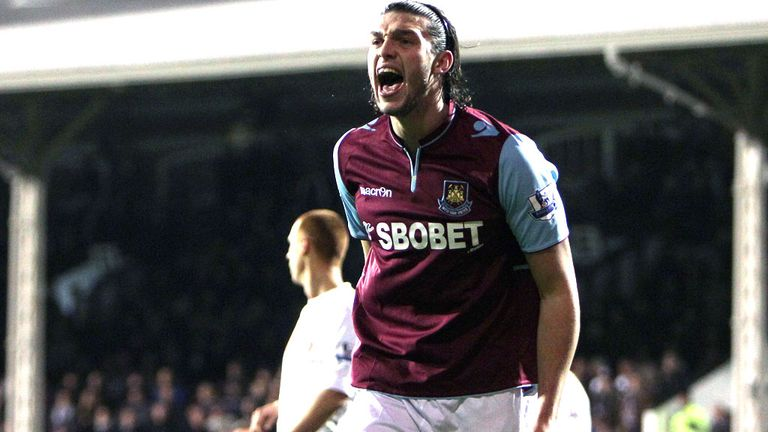 Andy Carroll: Praised by West Ham team-mate Matt Taylor