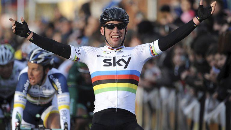 Mark Cavendish won Kuurne-Bruxelles-Kuurne last year