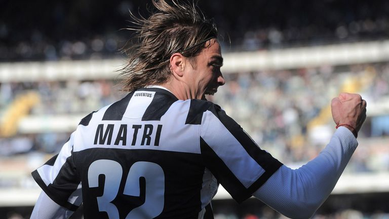 Alessandro Matri: Wants all three points against Siena
