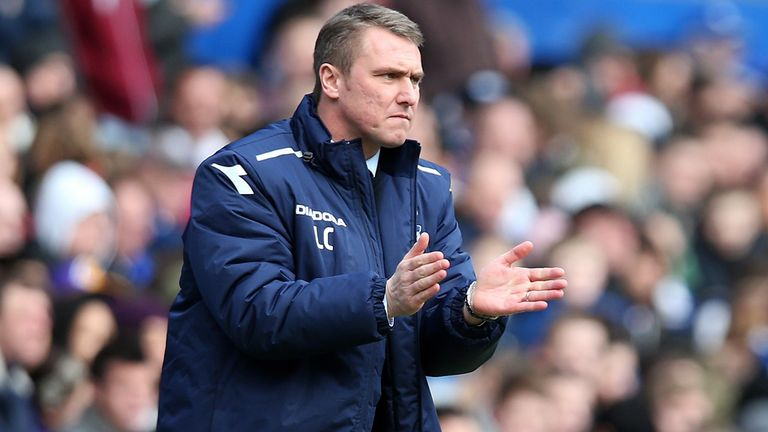 Lee Clark: To put his faith in youth next season