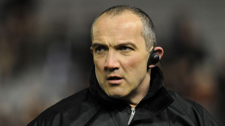 Conor O'Shea: A happy day for the Quins director of rugby