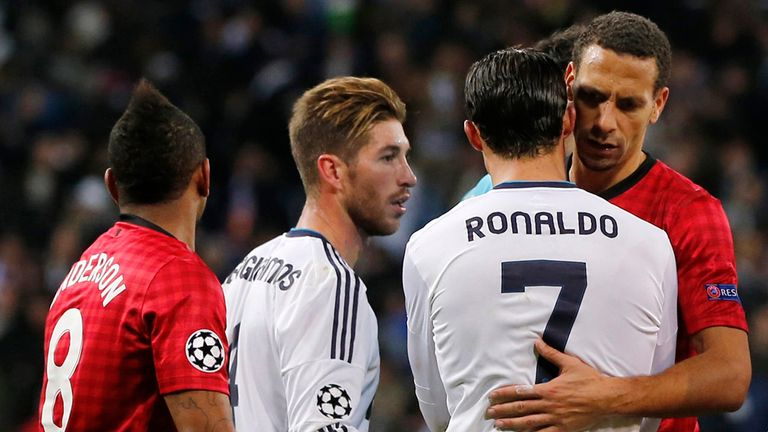 Rio Ferdinand: Unable to persuade Cristiano Ronaldo to return to Old Trafford