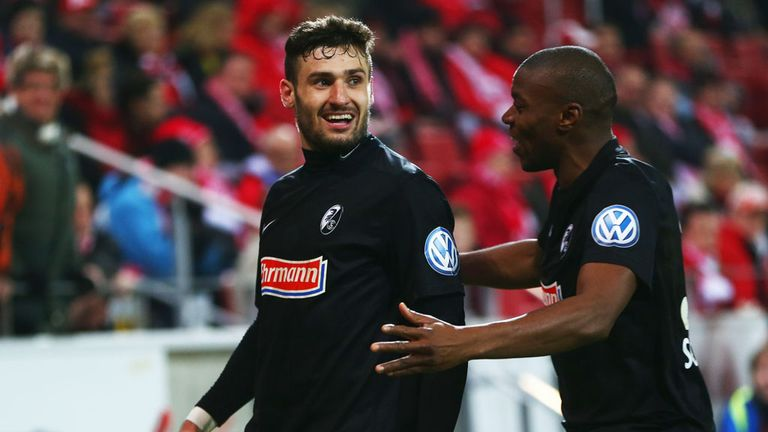 Daniel Caligiuiri: Could miss the start of the Bundesliga season