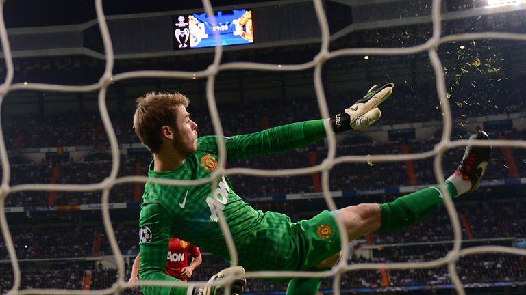 David De Gea: 'The complete goalkeeper', according to Hernandez