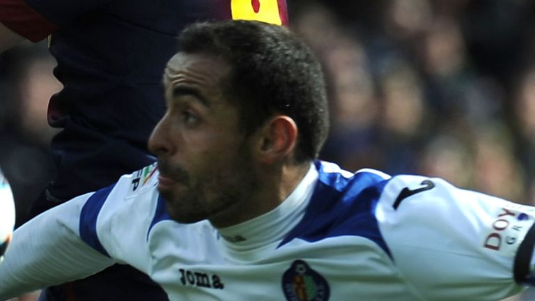 Diego Castro: Earned a point for Getafe