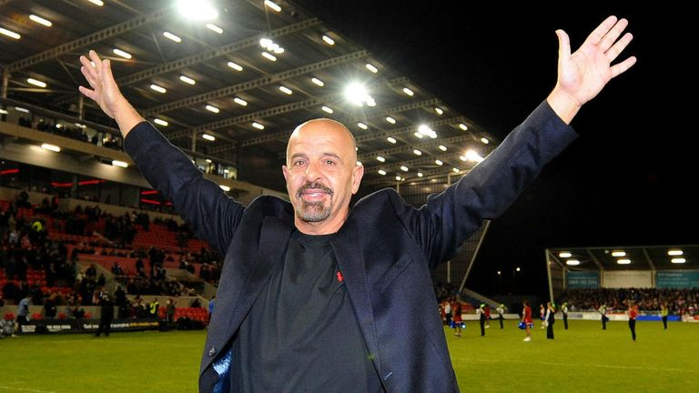 Dr Marwan Koukash: Has been the major talking point of the season so far