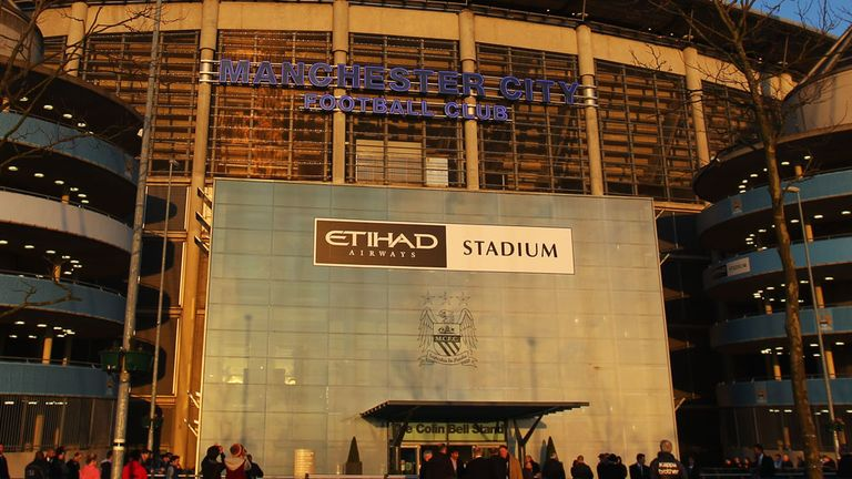 Manchester City will be the majority owner of a new MLS franchise