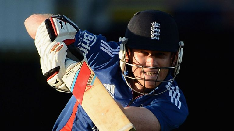 Eoin Morgan: England batsman an injury concern with back problem