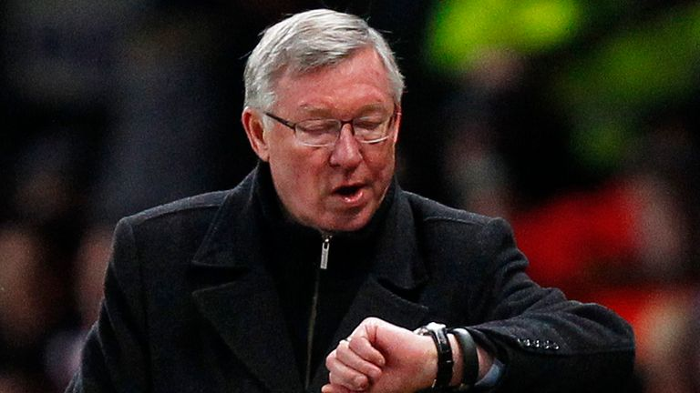 Sir Alex Ferguson feels Jose Mourinho must go for broke in Champions League showdown