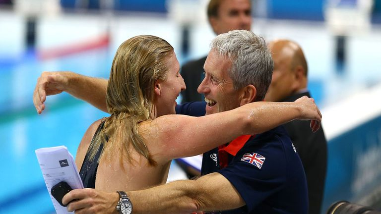 Bill Furniss: Coach of 2008 double Olympic champion Rebecca Adlington