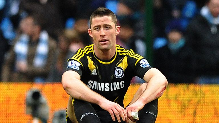 Gary Cahill: 'It doesn't matter what happened in the game at Stamford Bridge'