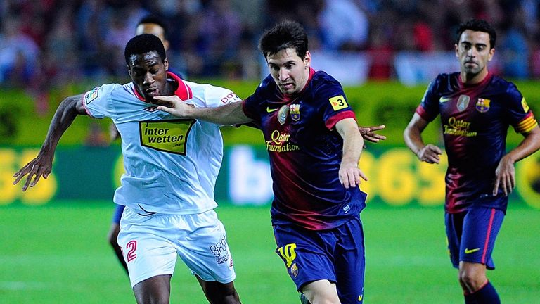 Geoffrey Kondogbia: Big season with Sevilla