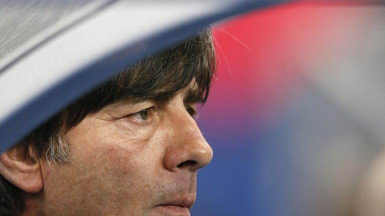 Joachim Low: Wants Germany to stay focused