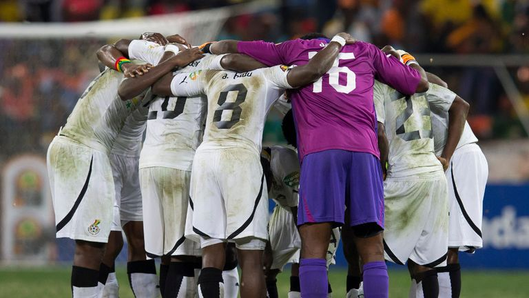 Ghana: Bidding to take bronze medal