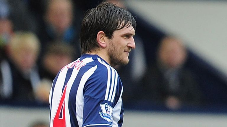 Goran Popov: Made 13 appearances for Albion last season