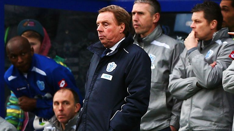 Harry Redknapp: Confident QPR can survive in the Premier League