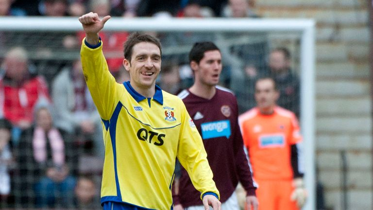 Paul Heffernan: Has joined Kilmarnock