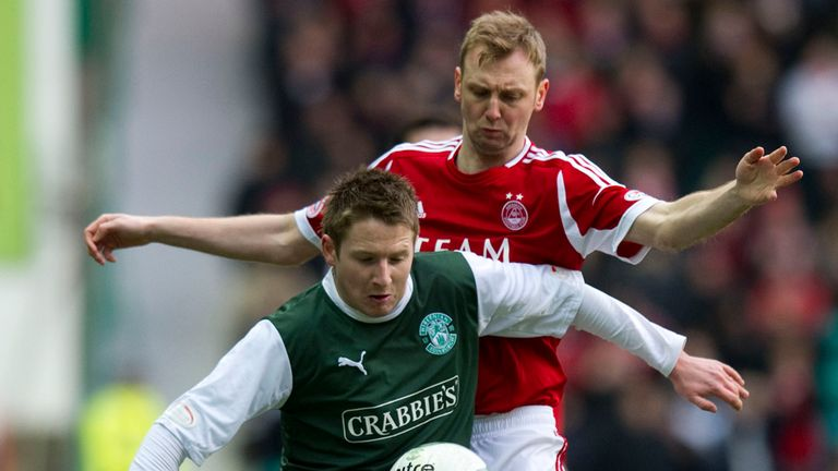 Paul Cairney: Hibernian midfielder faces a fight to reclaim his place