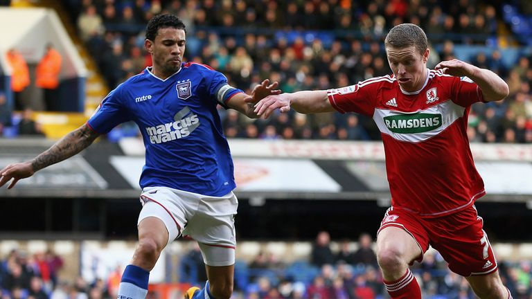 Carlos Edwards: Still a key player for Ipswich