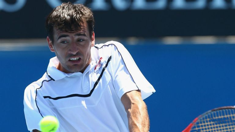 Ivan Dodig: Through to the second round at Delray Beach