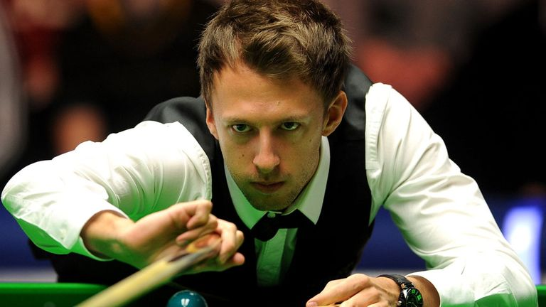 Judd Trump: Safely into the last 32 of the Welsh Open in Newport