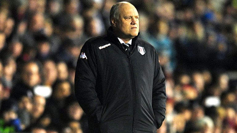 Martin Jol: Encouraged by Fulham performance