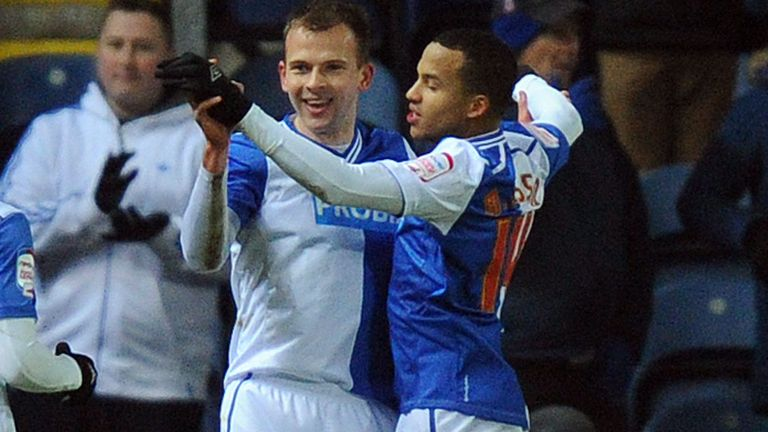 Jordan Rhodes: In rich goalscoring form