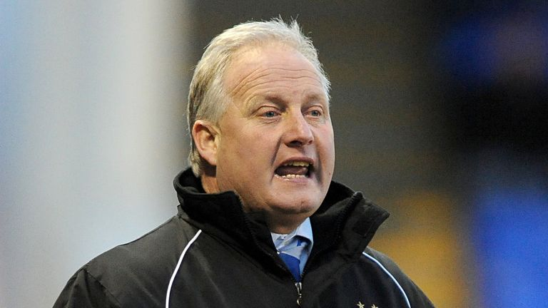 Kevin Blackwell: Hopes for Bury survival