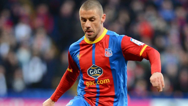 Kevin Phillips: Was on target for Palace with hat-trick against Hull