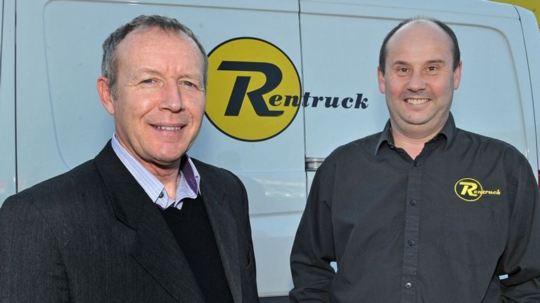Rentruck: New Belle Vue sponsor