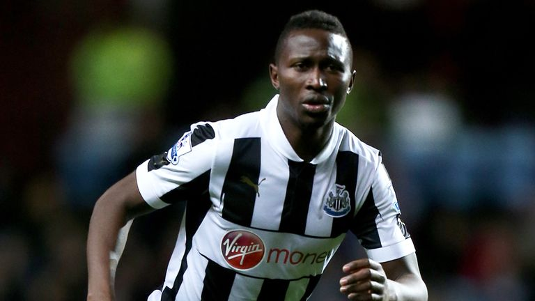 Mapou Yanga-Mbiwa: Happy at Newcastle and determined to make an impression