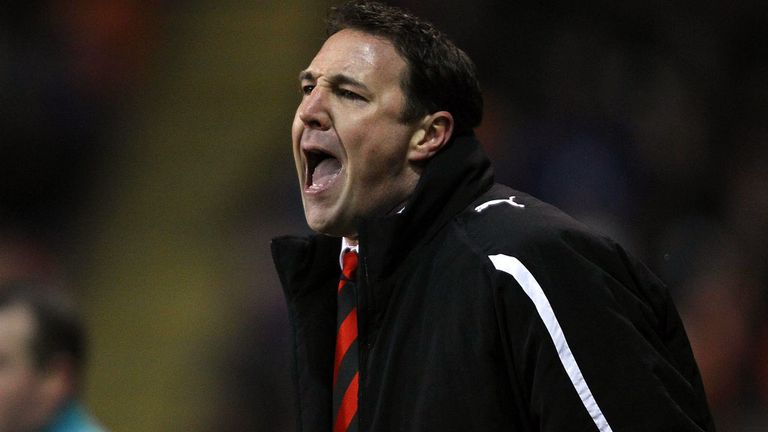 Malky Mackay: Hopes his defenders will be fit for the weekend