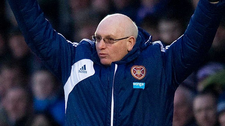 John McGlynn: Felt Hearts should have won