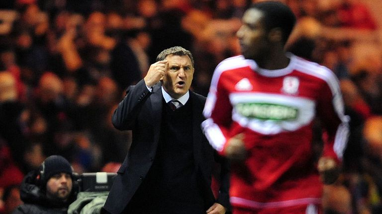 Tony Mowbray: Finding Middlesbrough's loss in form tough to take